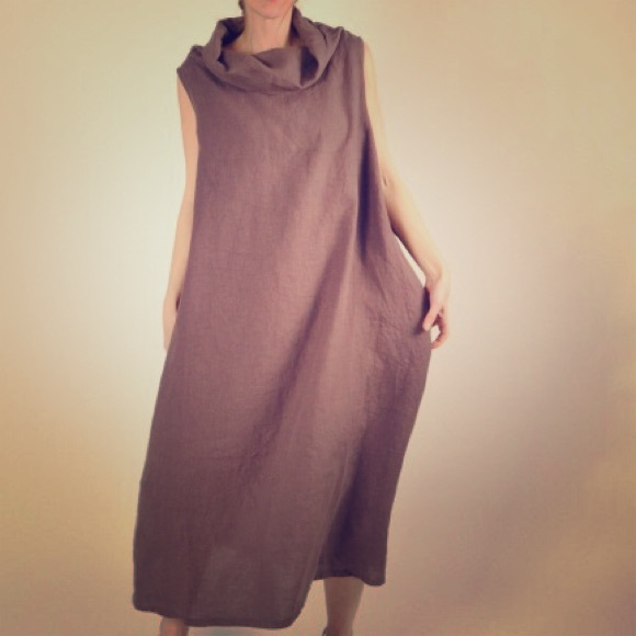 7c5fc53f46 100% Linen Bryn Walker Henrietta Dress